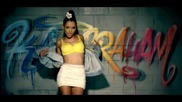 Kat Graham - Put Your Graffiti On Me + Превод! [ Official Music Video] • 2012 •