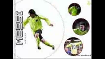 Leo Messi Style