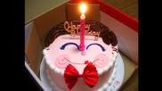 Happy Birthday To You , Monika! / Честит рожден ден , Моника!
