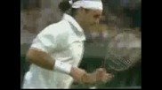 Roger Federer best moment and Hit part1
