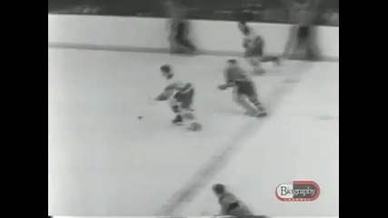Legends Of Hockey - Andy Bathgate