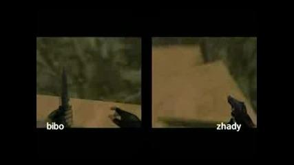 Bibo Vs Zhady 2 of the best - Bhoprs