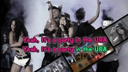 Miley Cyrus - Party in the Usa [ Karaoke / Instrumental ]