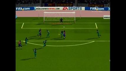 Много як гол на Fifa 10