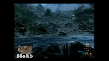Crysis Warhead - Nomad Game Play Maxxspeed