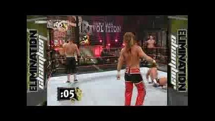 wwe Elimination Chamber Match 2006 за титлата на федерацията
