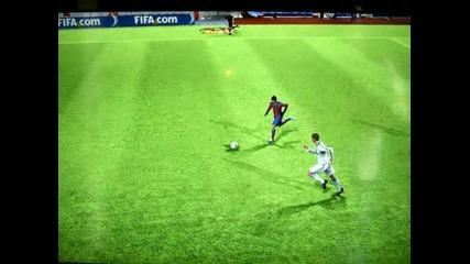 Messi - Fifa 2010 Mnogo qk gol