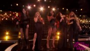 Fifth Harmony Cover Like Im Gonna Lose You Live Performance Billboard Women in Music 2016