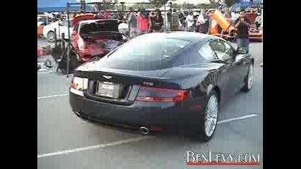 Aston Martin Db 9 Dub Edition