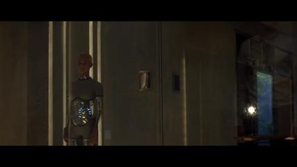 EX MACHINA: Бог от машината - трейлър