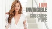 •превод• Cassadee Pope - I Am Invincible