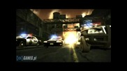 Need For Speed Most Wanted (hush - Fired Up)