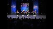 Champion Dance - Alpha Cheer & Dance Co. - Международен шампионат по Хип - Хоп Танци 2009г