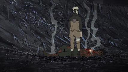 Naruto shippuuden 421 Високо качество [720 eng subs]