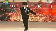 12 годишно момче танцува Майкъл Джексън