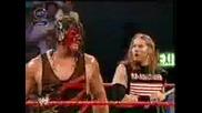 Wwe Kane Comeback Kane - A - Roonie