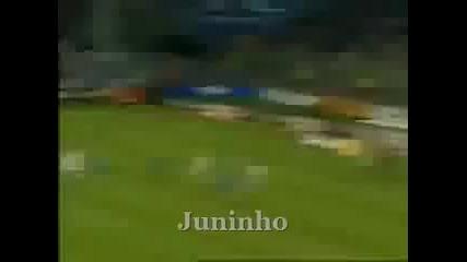 Най красивите голове в историята на футбола !