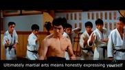 Мъдростта на Брус Лий - Мотивационно видео - The Wisdom of Bruce Lee - Motivational