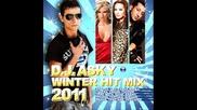 Dj Asky - Winter Hit Mix 2011