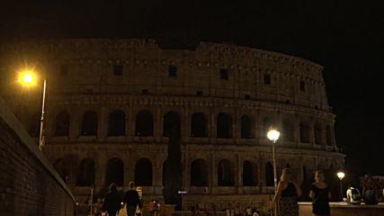 Italy: Colosseum goes dark for Genoa bridge victims