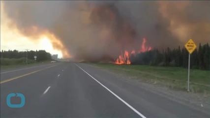 Washington: Wildfire Destroys Homes, Forces Evacuations