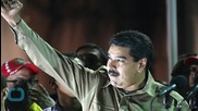 Venezuela's Maduro Given Decree Powers for Rest of 2015