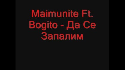 Maimunite Ft. Bogito - Da Sa Zapalim