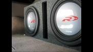 2 Alpine Bass Audio In Bass Car Само за Бас Маняци