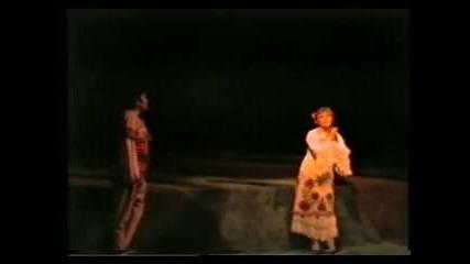 Lyudmila Hadjieva&zdravko Gadjev - Duet of Zornitza&ilia from Lud Gidia, Parashkev Hadjiev