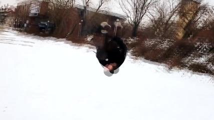 Кратка Тренировка В Снега