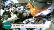 Китай прати астронавти на космическата си станция