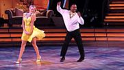 "Alfonso Ribeiro doing the Carlton on D W T S - Tom Jones - ""it's not unusual"""