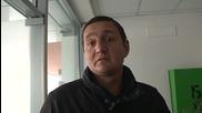 Асен Караславов: В момента теренът не става за футбол