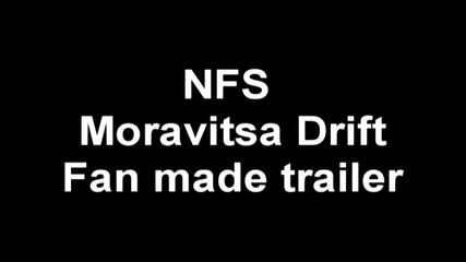 Need For Speed Moravitsa Drift fan made trailer
