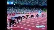 Iusein Bolt napravi svetoven rekord