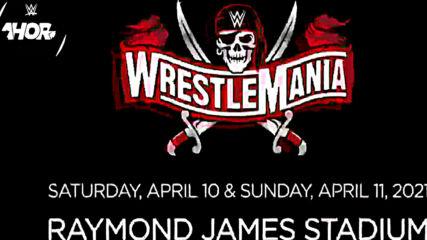 ESTA NOCHE en #RAW: WWE Ahora, Ene 18, 2021
