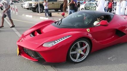 Богатите деца на Близкия изток: Най-скъпите коли в света!