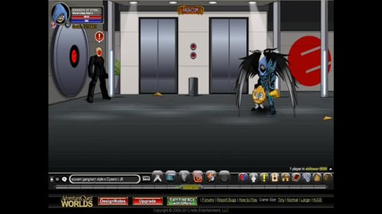 Aqw-dancing with Cysero and J6 Gangnam style:d