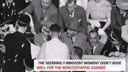 Аdolf Hitler kissed by American woman