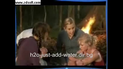 H2o - Behind The Scenes