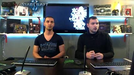 Интервю с Methix - Sc2 играч - Afk Tv Еп. 14 част 3