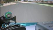 Nico Rosberg Claims Pole in Spanish Grand Prix