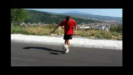 Freestyle Football - Quaresma77 and Styler12