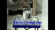 Как Да Направим Лед За 5 Секунди
