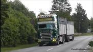 Scania R560 8_ Sound