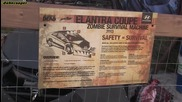 Машина срещу зомбита - Sema show 2012