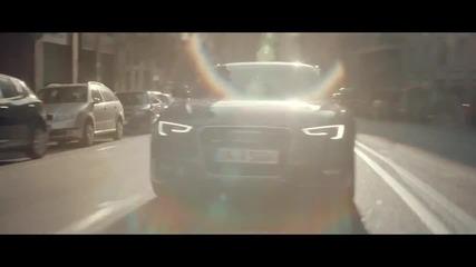 Супер реклама на Ауди quattro