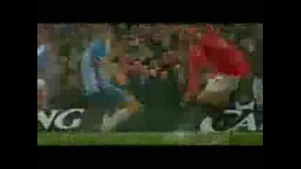 Футболни Трикове И Техника От Роналдинио И Кристиано Роналдо