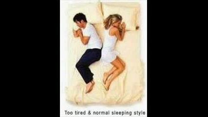 Couples Sleeping Style