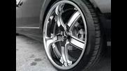 Mercedes S550 On 22 Rims